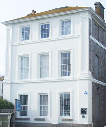 Abbotswood Tax Penzance Cornwall